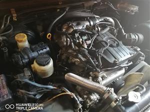 2008 Nissan Hardbody 3.0 16V TD KingCab 4x4