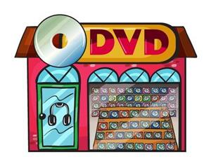 DVD STORE FOR SALE