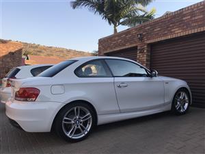 2012 BMW 1 Series 120d 5 door M Sport steptronic