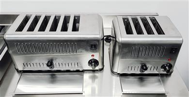 INDUSTRIAL TOASTER – BREAD POP UP TOASTER – INDUSTRIAL TOASTERS FOR SALE – COMMERCIAL TOASTER
