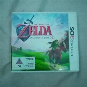 Nintendo 3DS plus the Zelda game. for sale  Centurion