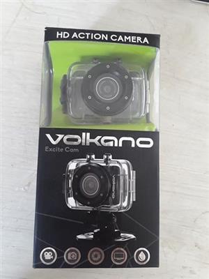 Volcano HD action camera
