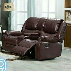 6019 3pcs reclyner lounge suite on sale