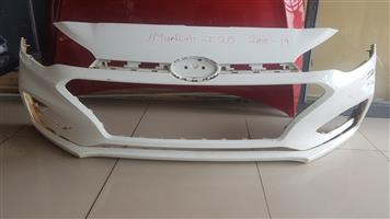 HYUNDAI I20 FRONT BUMPER FOR SALE