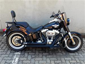Very Nice Softail Fat Boy S