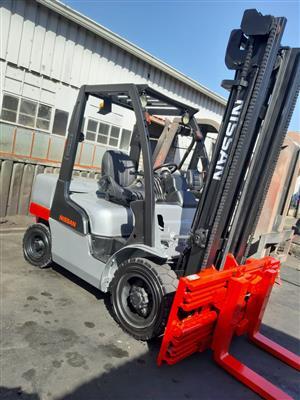 NISSAN Forklifts for sale!!!