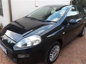 2013 Fiat Punto 1.4 Base Easy