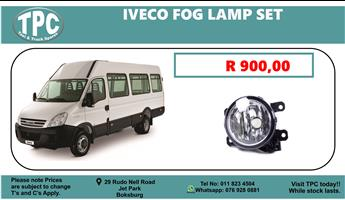 Iveco Fog Lamp Set - For Sale at TPC.