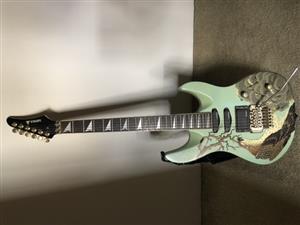 Rare Samick Guitar