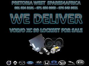 VOLVO XC 90 LOCK SET FOR SALE !!