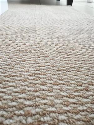 New Carpets for sale, Size 1.8 x 1.3  Beige and Brown, Brown  Fluffy Grey  Beige and White  First come first Serve,  Collect Somerset West