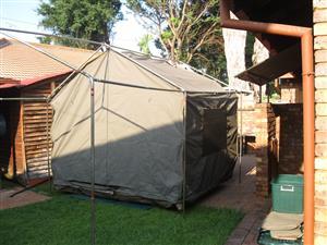 Tentco Sahara Junior 2018 including Sides for sale