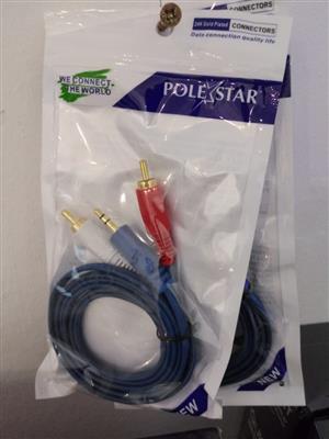 Save Now: Polestar 3.5mm Audio Jack To 2x RCA 1.5m