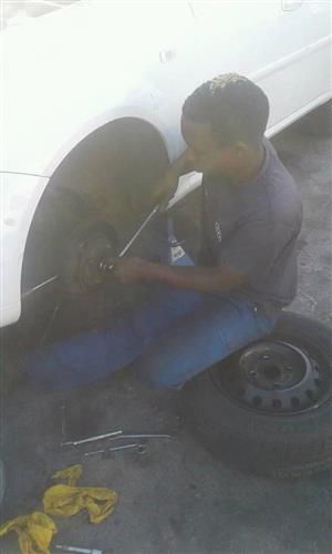 mechanical repairs and diagnostic