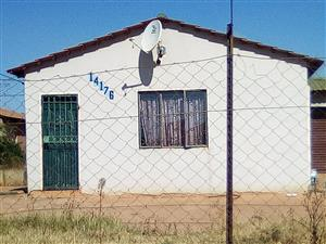 house for sale in soshanguve ext 13