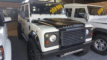 2010 Land Rover Defe