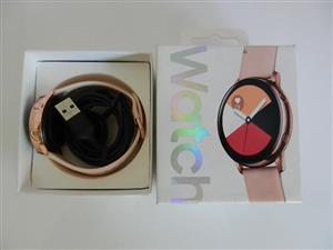 Samsung Galaxy Active Smart Watch Rose Gold