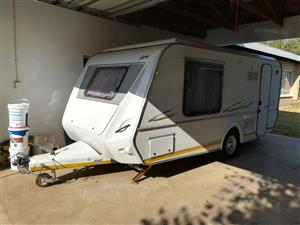 2012 Gypsy Romany with full tent for sale