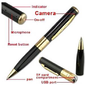 Spy Pen Camera