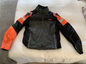 KTM Pegscratch Adventure suit