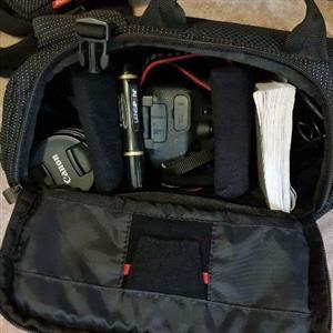 Canon EOS 600D Camera with lences
