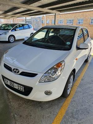 2011 Hyundai i20 1.4 Fluid auto