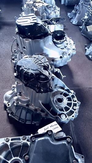 All Ford Gearboxes For Sale (on exchange) with a six months guarantee!!!
