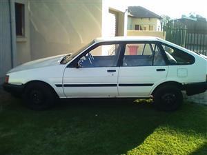1982 Toyota Avante