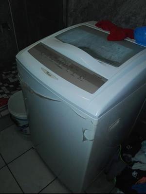 Whirlpool 13kg toploader,