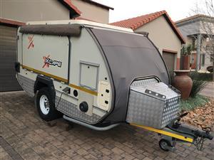2015 Jurgens Excape 4x4 Carvan