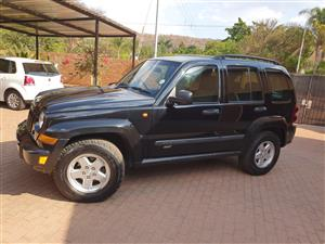 2008 Jeep Cherokee 2.8LCRD Limited automatic
