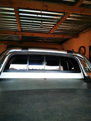 Hilux rear bumper