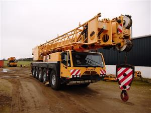 2005 Terex-Demag AC140 (140t) All Terrain Crane (Viewing by appointment)