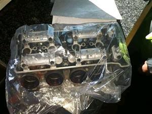 2009 - 2014 Yamaha R1 cylinder head (Complete)
