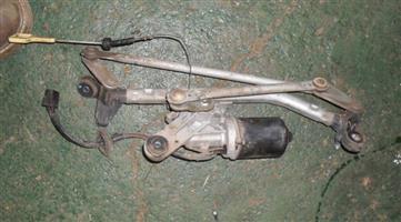 2009 chevrolert spark wiper motor