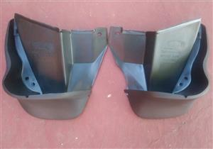 Honda Ballade S04 Mud Flaps (Bumper with beading)