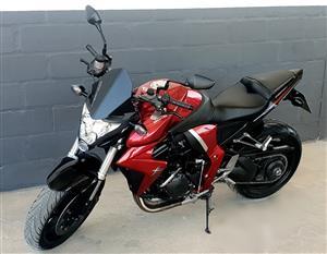 2010 Honda CB1000