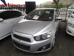 2014 Chevrolet Sonic hatch 1.4 LS