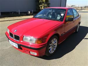 1995 BMW 3 Series 316i