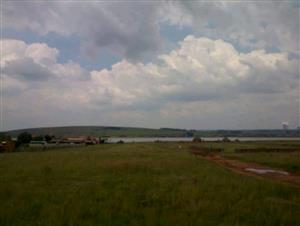 Waterfront Property at Witbank Dam For Sale.