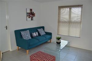 Modern 2 bedroom, 1 bathroom apartment within secure complex