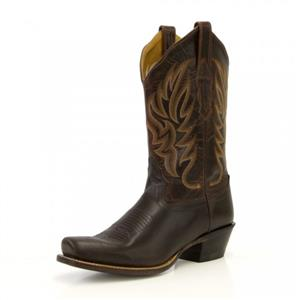 genuine leather western / cowboy boots