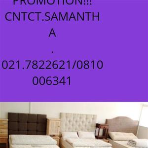 Beds sets & mattresses