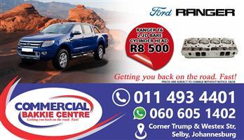 ford ranger 2.2d cylinder head