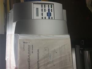 Roland SP540V print & cut machine