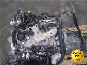 NISSAN NAVARA 2.5L DIESELYD25 USED ENGINE
