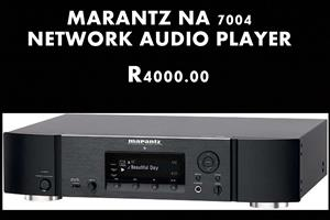 MARANTZ NETWORK AUDIO PLAYER NA7004