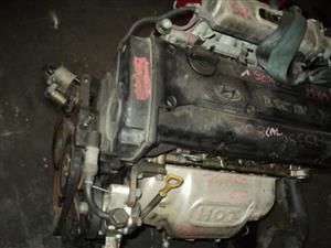 HYUNDAI J2 1.6 ENGINE (G4GR) R9500