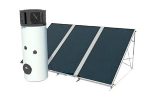 Solar Water Heating System for Sale 500 liter