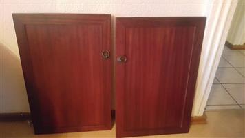 Wooden cabinet doors for sale